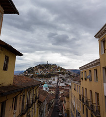 Quito historic center / centro histórico