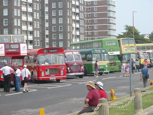 Worthing Bus Rally 2002