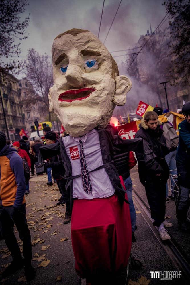 Manifestation du 5 Décembre 2019 – Grenoble