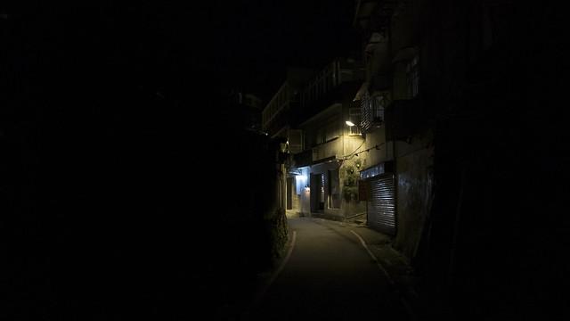 Jiufen street