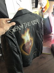 My Dream Theatre Leather Jacket
