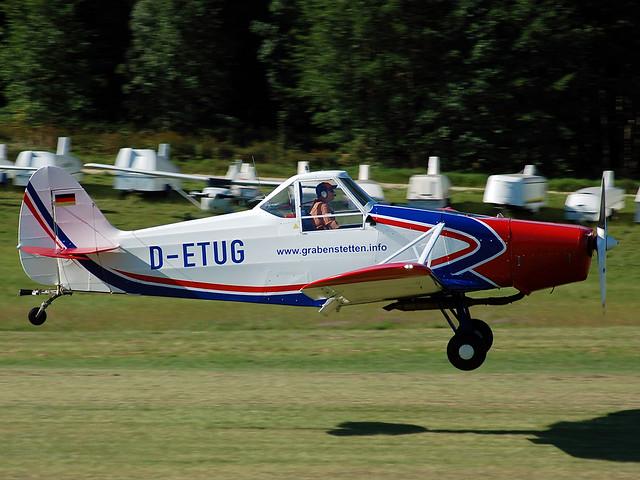 D-ETUG Piper Pa-25 Pawnee