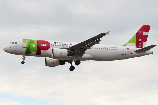 CS-TNM Heathrow 24 May 2019