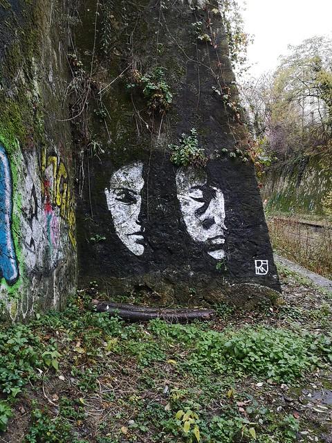 Street art Paris 12/2019