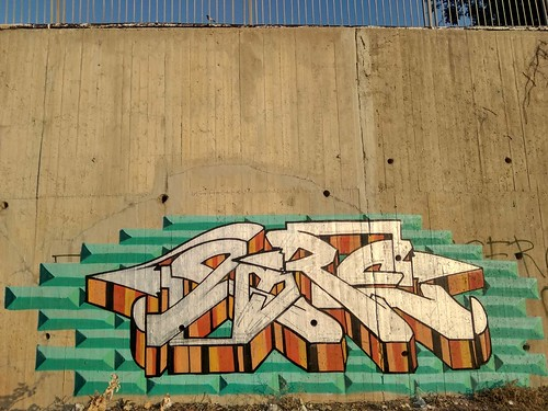 Track side with Adez, 2019 Israel.
