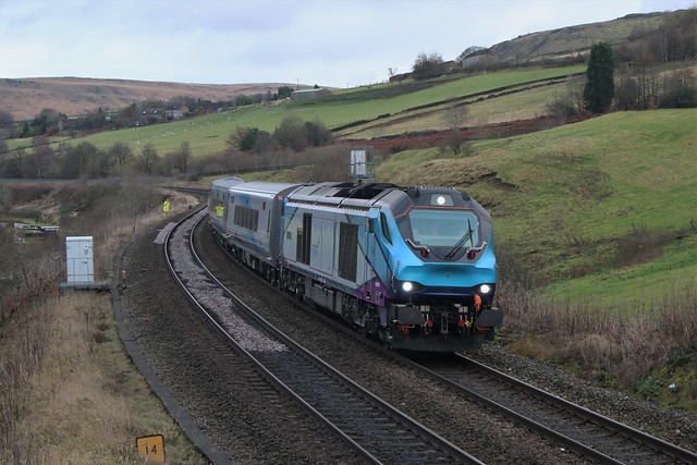 Transpennine Express Nova 3