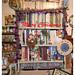 Christmas Bookcase 2019