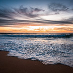 22. September 2019 - 20:41 - Epic sunset at Atlantic coast of Portugal.  www.steffenwalther-photographics.de