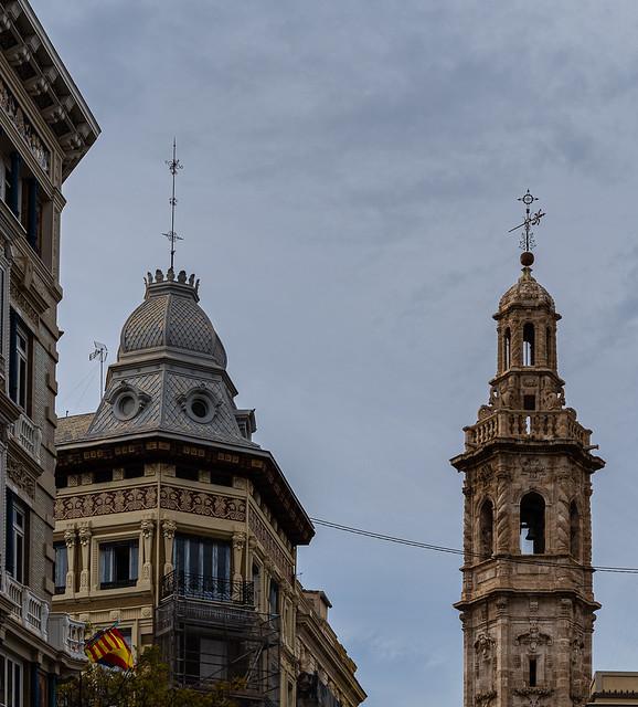 Valencian Skyline (Panasonic S1 & Sigma DN 45mm f2.8 Prime) (1 of 1)