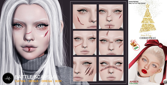 New release+50l Gift @We<3 Roleplay