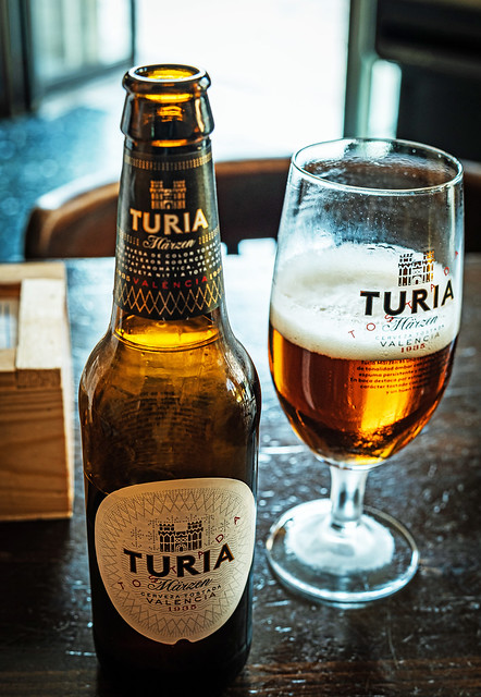 Bottle of Turia (Panasonic S1 & Sigma DN 45mm f2.8 Prime)