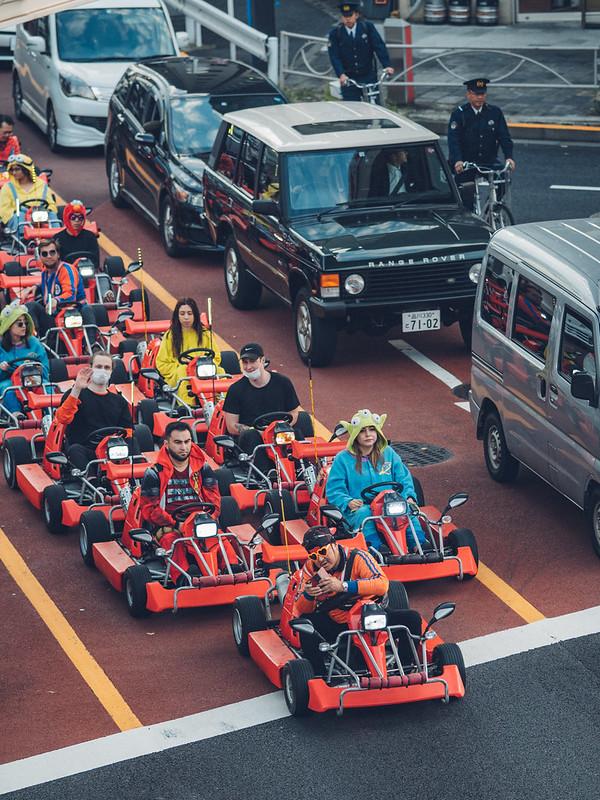 瑪利歐卡丁車|TOKYO