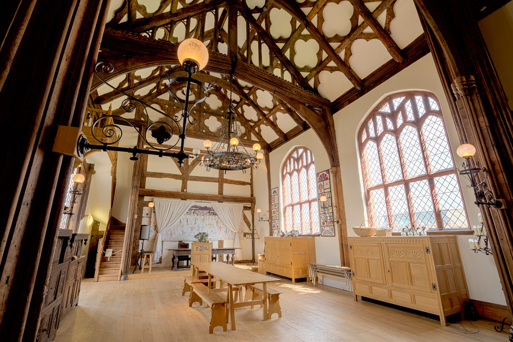 Ordsall Hall The Great Hall