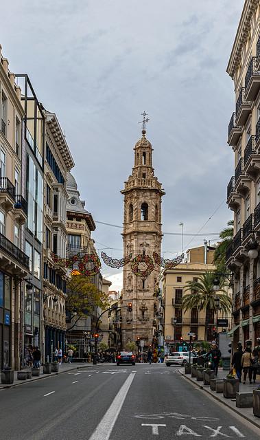 Valencia - The Historic Santa Catalina Church (Panasonic Lumix S1 & Lumix S & Sigma DN 45mm f2.8 Prime) (1 of 1)