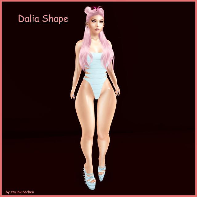 Dalia Shape for Maitreya Body & Catwa Catya