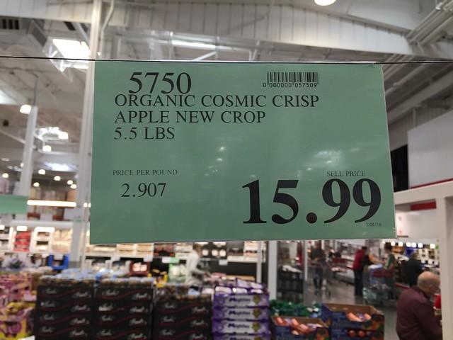 Cosmic Crisp at Costco