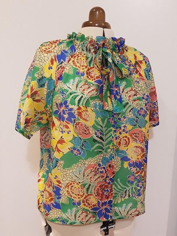 Wilder shirt for Freya