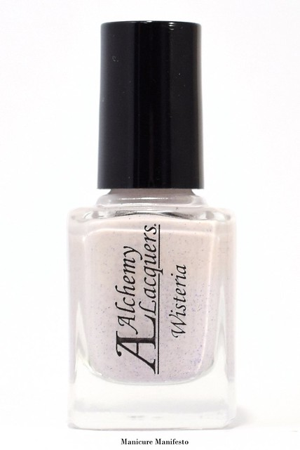 Alchemy Lacquers Wisteria Review