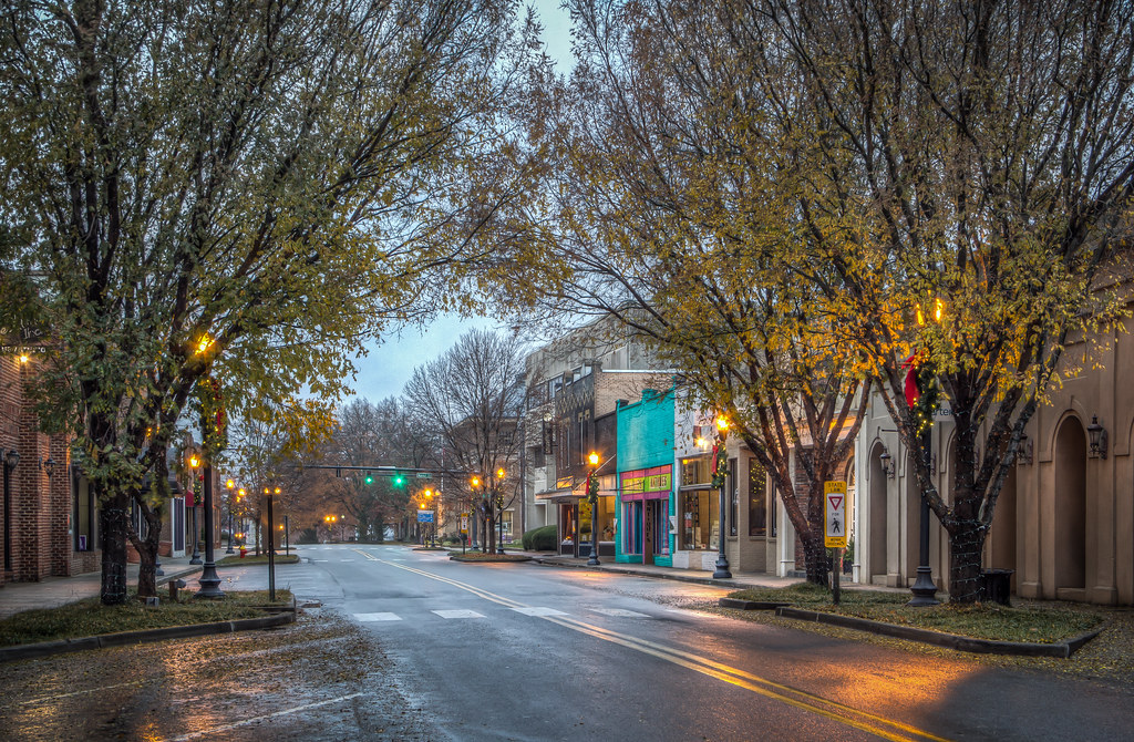 Early Morning in Cookeville