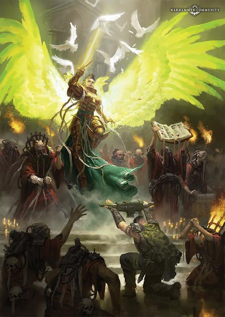 «КРЕСТОВЫЙ ПОХОД В МИРЫ САББАТ»   (THE SABBAT WORLDS CRUSADE)