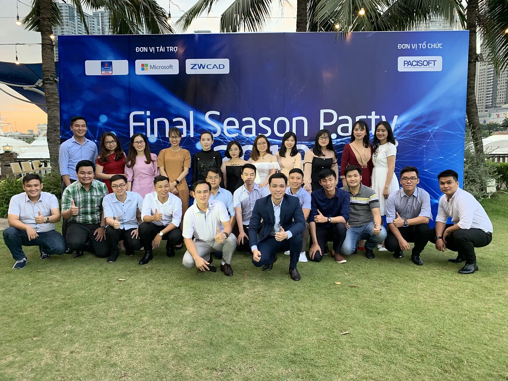 Final Season Party 2019 (PACISOFT)