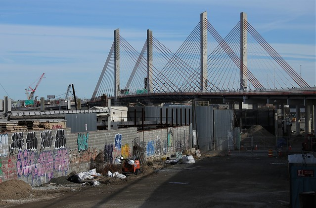 Walking the Kosciuszko Bridge #9