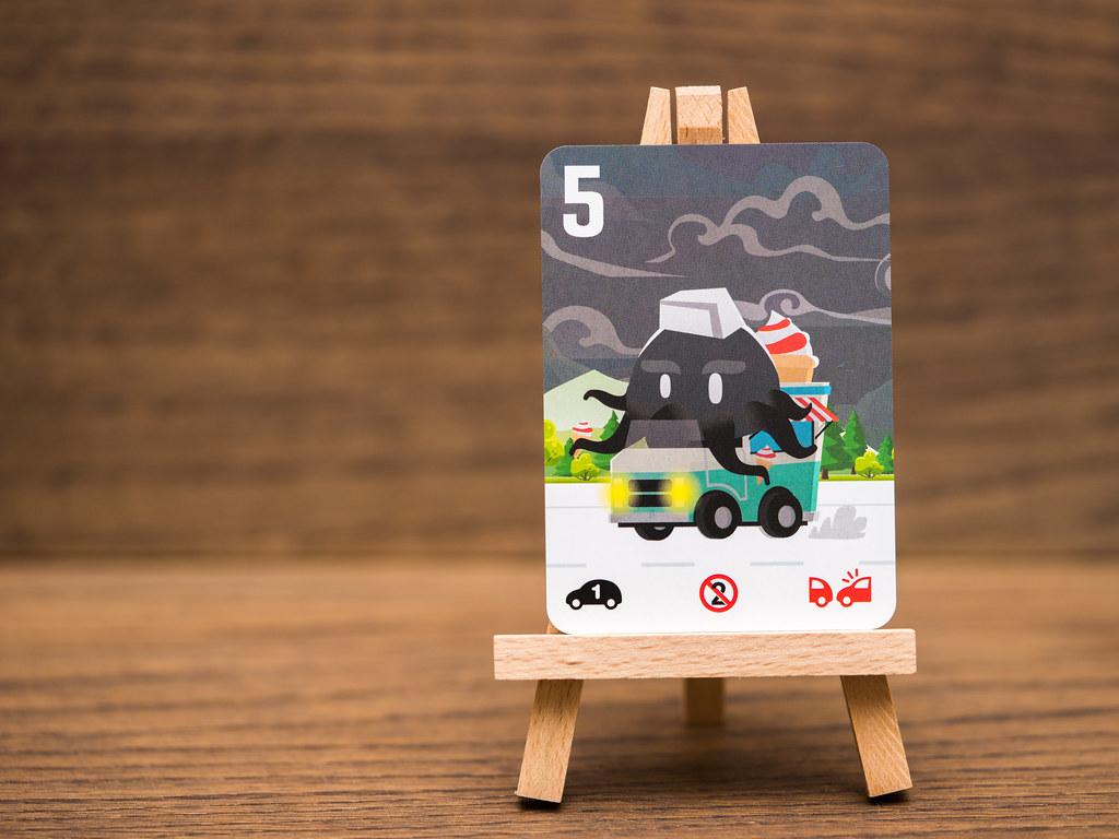 traffic jam juego board game