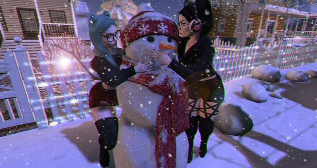 64.} Frosty the snowman.    #AdamsPhotoChallenge