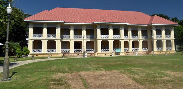 Nine Chamber Mansion