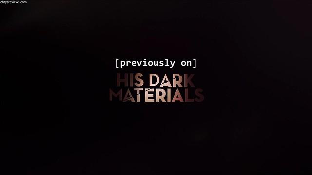 tl;dw His Dark Materials Season 1, Episode 5 Recap