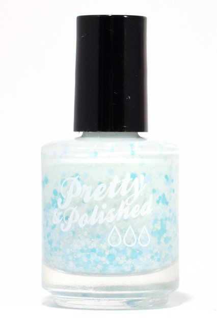 Pretty & Polished Snowbound And Down Review