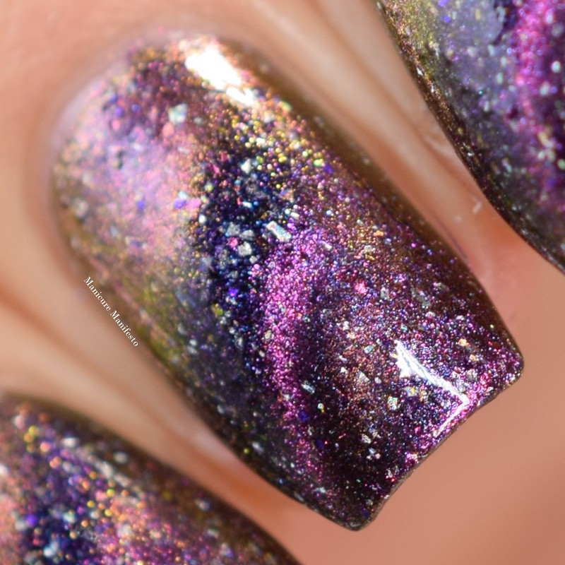 Paint It Pretty Polish Firey Aries swatch