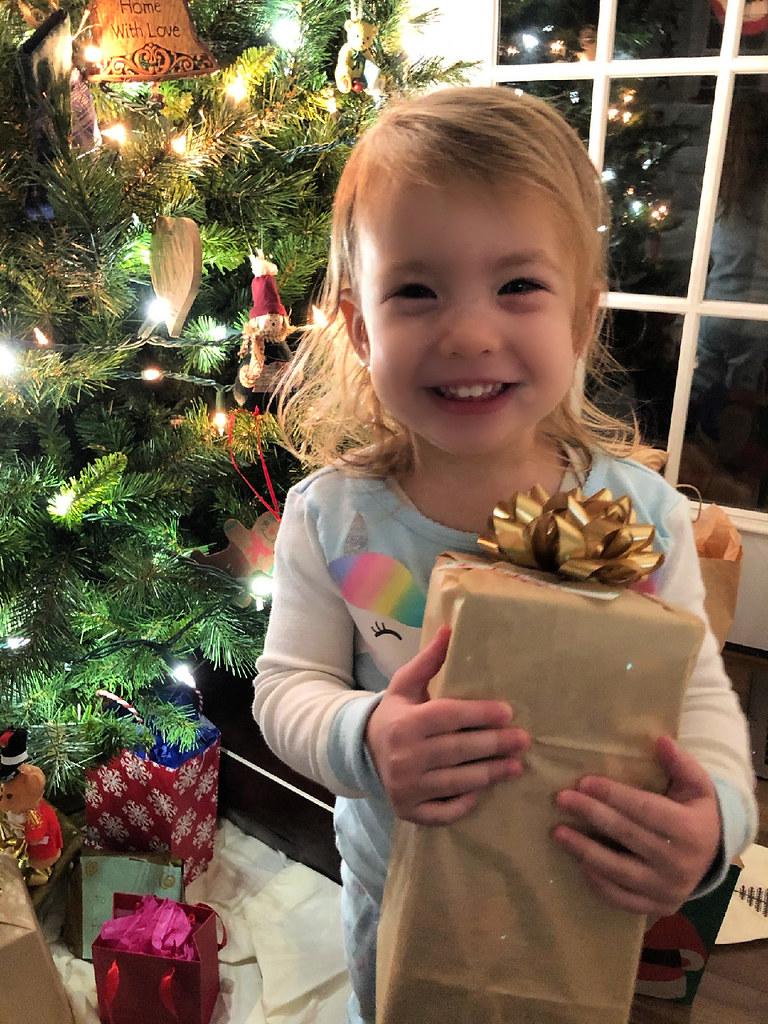 clara's christmas gift