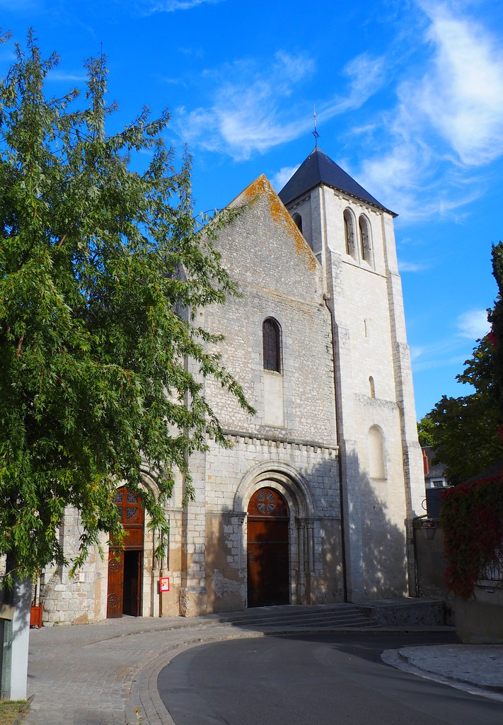 Beaugency: Église Notre-Dame