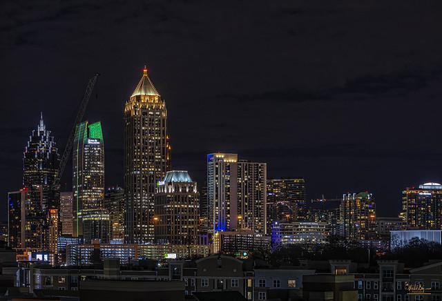 Midtown Atlanta Georgia