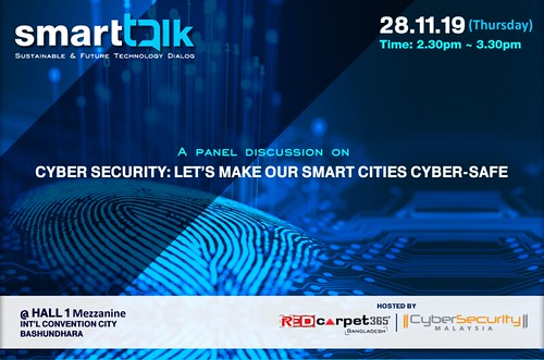 "Seminar on ""Cyber Security: Let's make our smart cities cyber-safe"""