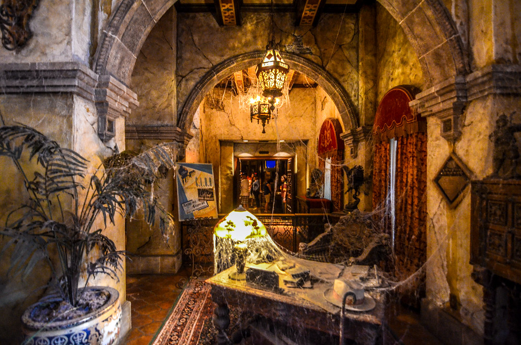 Tower of Terror lobby DHS