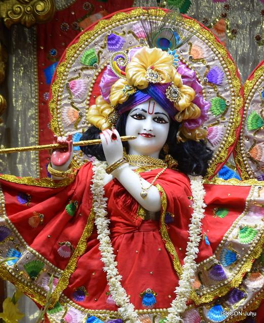 ISKCON Juhu Mangal Deity Darshan on 8th Dec 2019