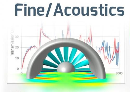 NUMECA FINE-Acoustics 8.1 full license