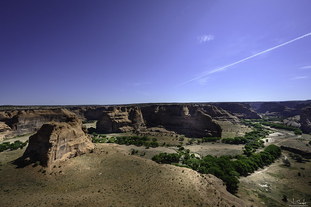 Canyon de Chelly National Monument - Arizona - USA
