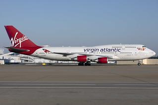 G-VROY - Boeing 747-443 - Virgin Atlantic - KATL - Nov 2019