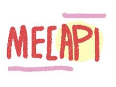 mecapi 仮ロゴ