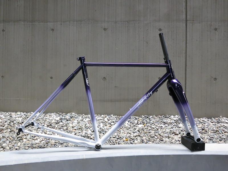 ALL-CITY Cosmic Stallion FF Purple