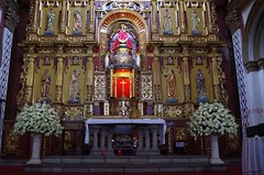 Iglesia de Guapulo - Quito, Ecuador
