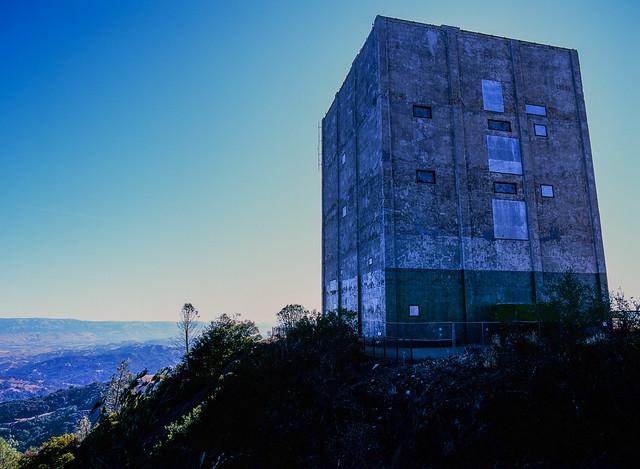 Mount Umunhum, San Jose, California
