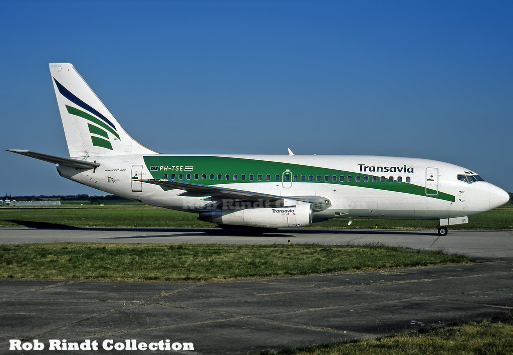 Transavia Holland B737-236/Advanced PH-TSE