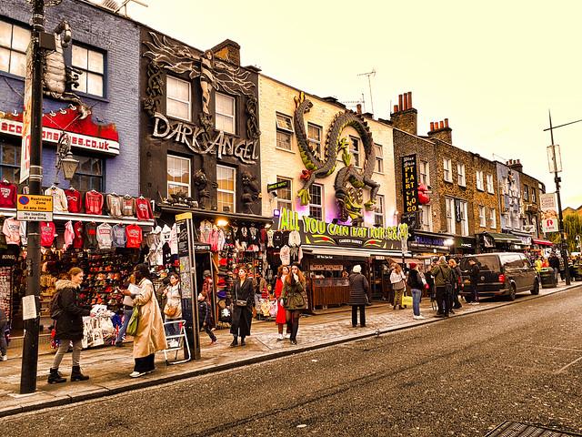 London, Camden.