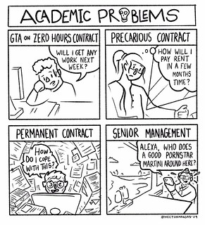 Academic Problems by Héctor Mangas #UCUStrike @hectormangas #PornstarMartini 🍸 | by dullhunk