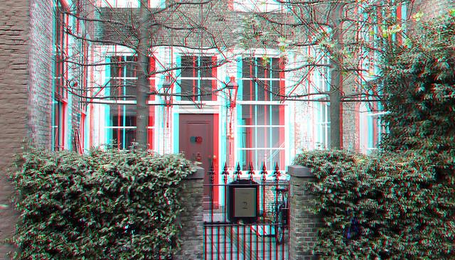 Street Delft 3D