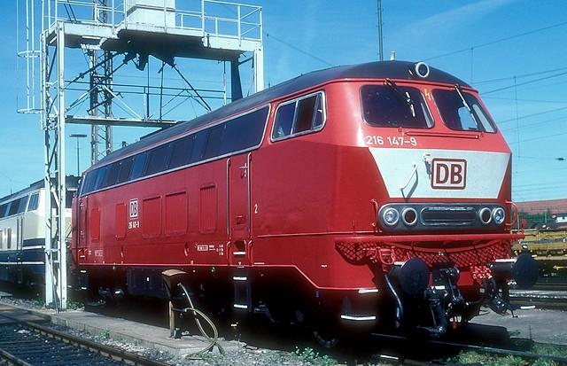 216 147  Oberhausen  15.06.96